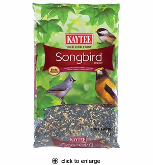 Kaytee Songbird Wild Bird Food 7 lbs