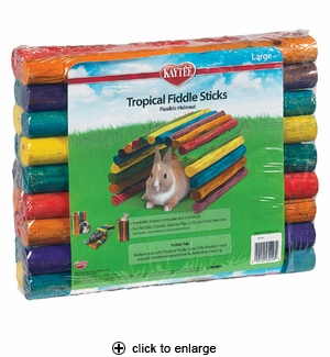 Kaytee Tropical Fiddle Sticks Large