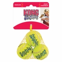 Kong Air Dog Squeaker Tennis Balls X-Small 3pk