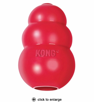 KONG Classic KONG Dog Toy Small