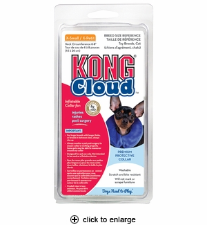 KONG Cloud E-Collar for Dogs & Cats X-Small