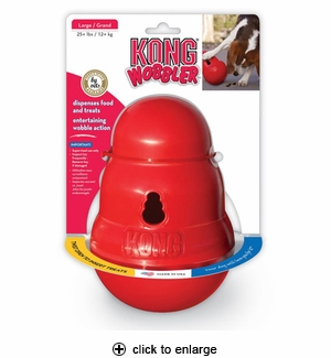 KONG Wobbler for Large Dogs