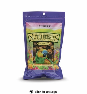 Lafeber's Sunny Orchard Nutri-Berries Parrot Food 10 oz.