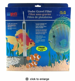 Lee's Undergravel Filter 30L Gallon