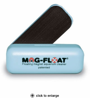 Mag-Float Acrylic Aquarium Cleaner Medium