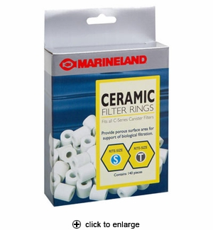 Marineland Canister Ceramic Filter Rings