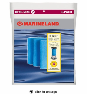 Marineland Magnum Filter Sleeve