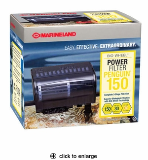 Marineland Penguin 150 BIO-Wheel Power Filter