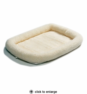 Midwest Quiet Time Pet Bed Small 24