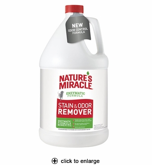 Nature's Miracle Stain & Odor Remover 1 gallon