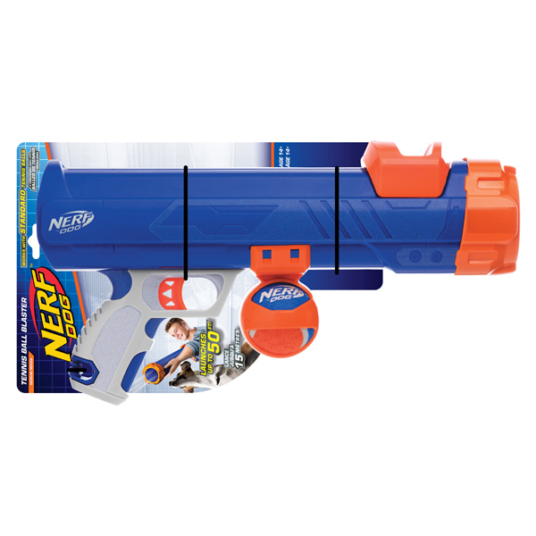113.4603: Nerf Ball Master Blaster | Nerf | gun | More Toys | Toys | Online  Collections | The Strong