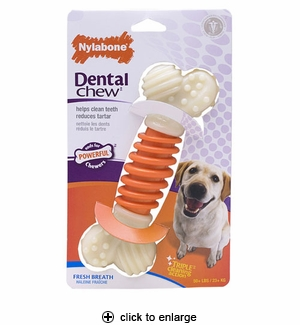 Nylabone Pro Action Dental Chew Bacon Large