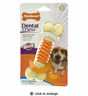 Nylabone Pro Action Dental Chew Bacon Medium