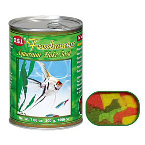 O.S.I. Freshwater Flake Food 7.06 oz