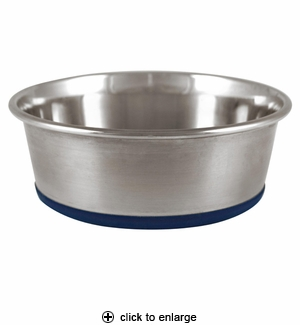 Our Pet's Stainless Steel Dog Bowl 18oz