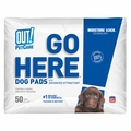 Out! Go Here Dog Training Pads 50pk