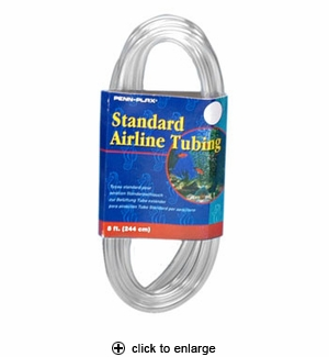 Penn-Plax Airline Tubing 8 ft