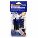 Penn-Plax Cascade 100 Filter Cartridges 3pk #CPF2C3