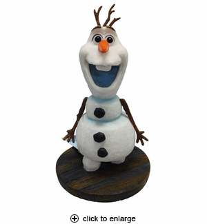 Penn-Plax Frozen Olaf Aquarium Ornament