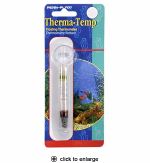 Penn-Plax Therma-Temp Floating Thermometer #T-F