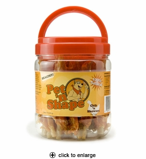 Pet 'n Shape Chik 'n Skewers 2 lbs