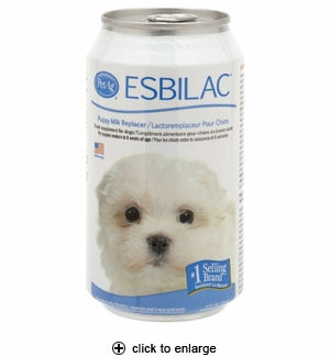 PetAg Esbilac Puppy Milk Replacer Liquid 11 oz