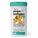 Petkin Tooth Wipes 40 ct.