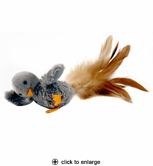 Petlinks Fowl Play Crinkle Cat Toy