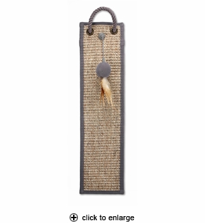 Petlinks Sisal Solution Hanging Cat Scratcher