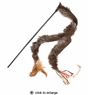 Petlinks Twitchy Tail Cat Teaser Wand