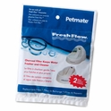 Petmate Fresh Flow Pet Fountain Replacement Filter 2pk