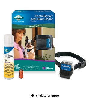 PetSafe Gentle Spray Citronella Anti-Bark Collar