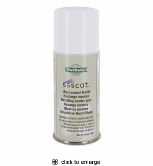 PetSafe SSSCat Automated Repellent Refill 4.6oz, 6pk