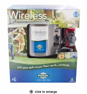PetSafe Wireless Fence Pet Containment System #PIF-300