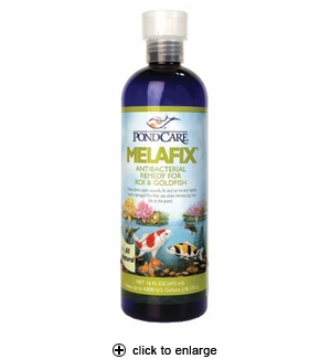 PondCare Melafix Antibacterial Remedy 16 oz.