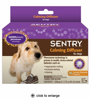 Sentry Calming Diffuser Kit for Dogs