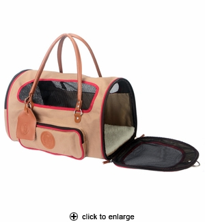 Sherpa Element Duffle Pet Carrier Large