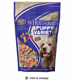 Sportmix Variety Puppy Biscuit Treats 2 lbs