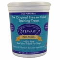 Stewart Pro-Treat Beef Liver Freeze Dried Dog Treats 4oz