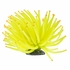 Tetra GloFish Aquarium Ornament Yellow Anemone