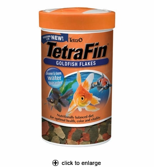 TetraFin Goldfish Flakes 7.06 oz
