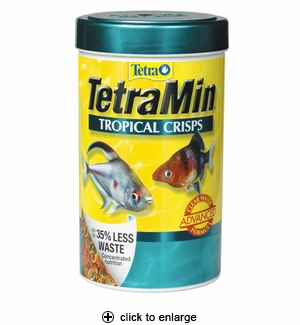 TetraMin Tropical Crisps 6.53oz