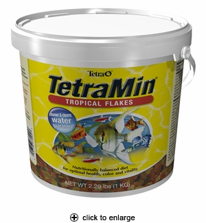 TetraMin Tropical Flakes 2.20 lbs
