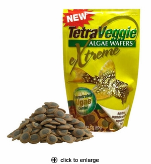 TetraVeggie Algae Wafers 2.12 oz.