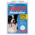 The Company of Animals Halti Headcollar for Dogs Black, Size 2