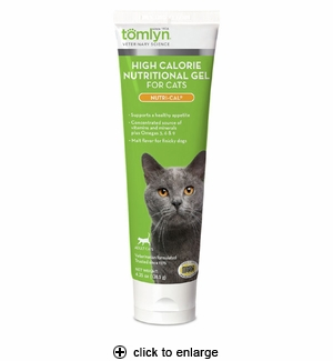 Tomlyn Nutri-Cal Cat High Calorie Supplement 4.25 oz