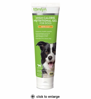 Tomlyn Nutri-Cal Dog High Calorie Supplement 4.25 oz