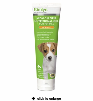 Tomlyn Nutri-Cal Puppy High Calorie Supplement 4.25oz