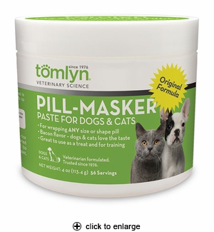 Tomlyn Pill-Masker for Dogs & Cats 4oz