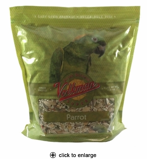 Volkman Avian Science Super Parrot Food 4lbs
